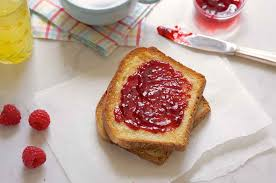 How To Bread with jam