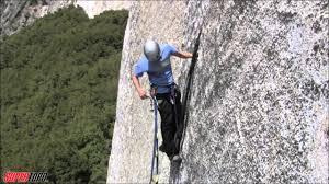 Aid climbing 101
