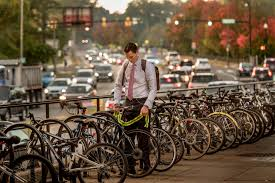 Commuting is lacking community