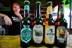 The israeli beer industry
