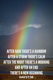 No More Mistakes With Rainbows