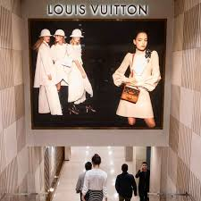 The rise of LVMH in France