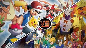 Pokemon vs Digimon, Who Will Win?