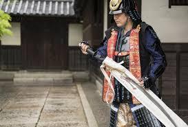 Fighting For Grape: The Samurai Way