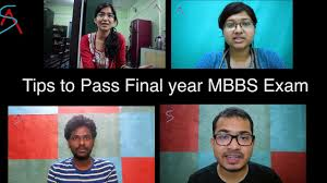 How to pass mbbs