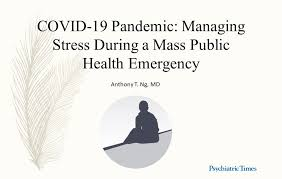 Stress Management During the Pandemic