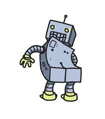 robot butts