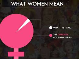Do women exist