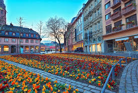 the beautiful city named Mainz