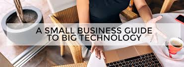 Small Business Big Tech