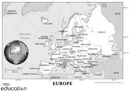 The Human Geography of Europe