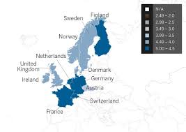 Western Europe The Nordic Countries