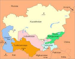 Central Asian Empires