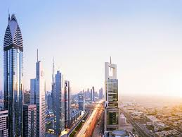 United Arab Emirates Human Geography