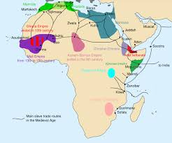 Slavery of Sub-Saharan Africa