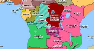 Political Discord of Sub-Saharan Africa