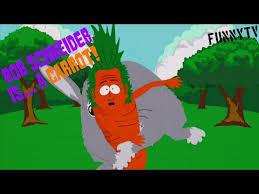 Rob Schneider is a Carrot!