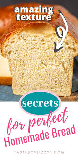 Bread Loaf Secrets